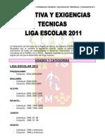 normativa_y_exigencias_tecnicas_liga_escolar_2011
