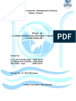 10-Opérationnalisation des variables de la recherche PDF