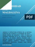 UNIDAD 2- NATURALEZA DE LA MATERIA