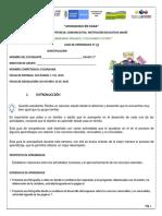 GUIA DE APRENDIZAJE 19 COMPETENCIA CIUDADANA 5°