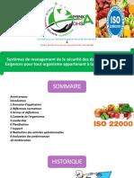 F1  ISO 22000
