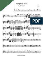 Symphony No.9 1part