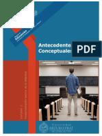 U1A1 Fundamentos Teoricos de la Educacion