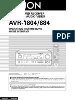 Denon AVR1804