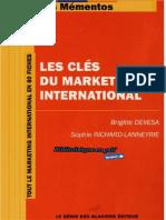 les cles du marketing international