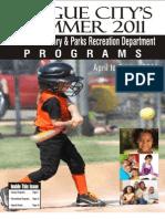 LC Parks & Rec Summer Programs 2011
