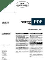 Breva 750 Owners Manual