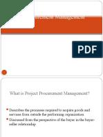 Procurement Management.ppt