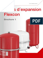 Vases d´expansion Flexcon