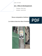 Revue Comparative d'Articles 2 Word