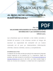 IMPORTANCIA DE LAS REDES SOCIALES EN LA EMPRESA