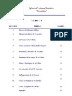 CURSO DE FORMACION DE LIDERES DE CELULAS