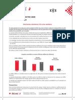 Communiqué Financier au 30-06-2020
