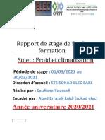 Rapport soufiane stage