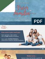 Aula 1 -Como Vencer as Dores e Os Conflitos Familiares -Viver Em Familia