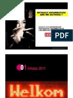 Consommation Media 2011
