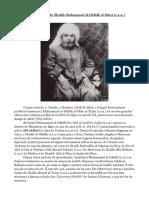 Breve Biografia Do Sh Muhammad Al-Hafidh Al-Misri