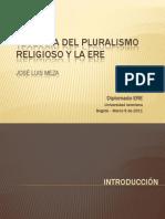 PLURALISMO RELIGIOSO DiplomadoERE