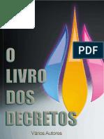 eBook O Livro Dos Decretos