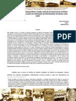 Luzuriaga, Larroyo, Manacorda e Cambi- Análise de Manuaisde História