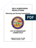 Bridgeport Connecticut New Zoning Regulations 2010