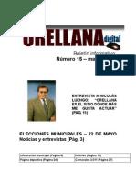 Orellana Digital 15