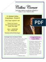 March 2011 Collins Corner Final
