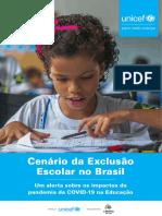 Cenario Da Exclusao Escolar No Brasil