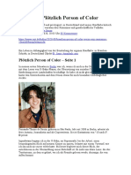 Brasilien - Plötzlich Person of Color