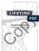 Lifetime Basketball Goal Model 1221