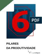 E-book - Os 6 Pilares da Produtividade