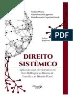 CF 51 - Direito Sistêmico - Fabiano Oldoni, Marcia Lippmann e M Fernanda Girardi