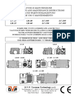 manual-DVP-Linea-LV25-LC305