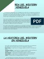 Historia de Western