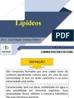 03_lipideos e membranas