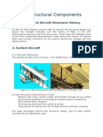 Introduction to Aircraft and Structural Components - I
