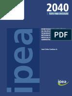 CARDOSO - Monitoramento estratégico de políticas públicas