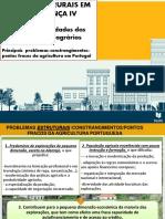 3.1 as Áreas Rurais IV AL - Problemas Agric. Port. Gina 20-21