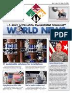 IMCOM World News 11 March 2011