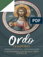 LMDCD Ordo Temporis 2021 HR