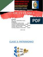 CLASE 3 Y 4