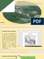 CANALES HIDROELECTRICOS