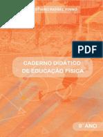 Caderno Didático Educação Física 9 Ano Final