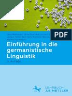 Einführung in Die Germanistische Linguistik ( PDFDrive )