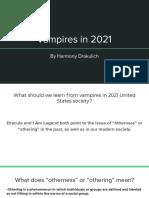 vampires in 2021  2