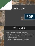 ADR&GDR-ppt