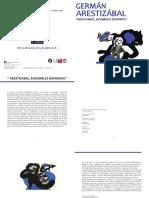 catálogo Germán Arestizabal