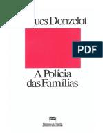 Donzelot a Policia Das Familias1 1