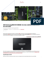 SSD Samsung 860 EVO 500GB - Review