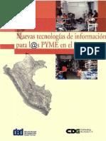 Nuevas Tecnologías de Información para las PYME en el Perú